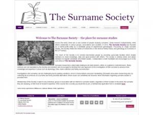 Surname Society